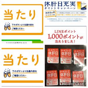○11月の懸賞当選○