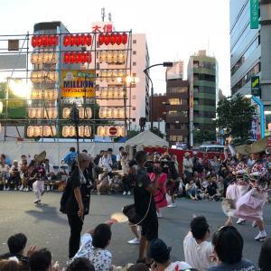 2018年高円寺阿波踊りへ