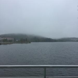 白樺湖に行ってきました。
