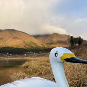 木崎湖に行ってきました