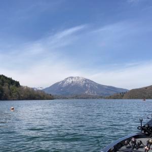 野尻湖に行ってきました