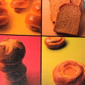 強力粉250グラム ホームベーカリーで菓子パン10個できました。
