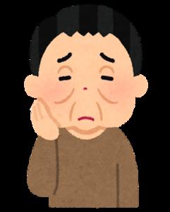 AGA卒薬159日目(服薬1502日)顔のたるみは頭皮が原因なのか?
