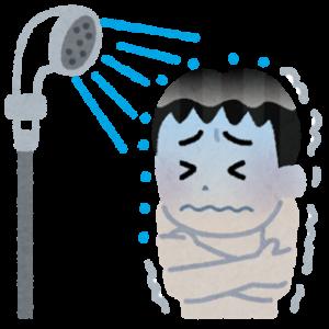 AGA卒薬313日目(服薬1502日)湯シャンならぬ「水洗髪」とは?