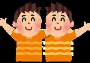 AGA服薬1374日 双子の弟は発毛治療を始め、兄はしなかったところ…