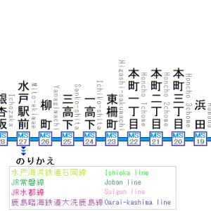 Vol.372 「KATEMATO」に登録させていただきました&路線図の修正