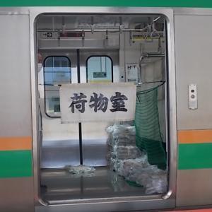 Vol.415 高崎線で新聞輸送列車に遭遇