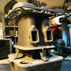 lamp stove(謎のランプストーブ)