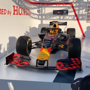 2019 F1 日本GP