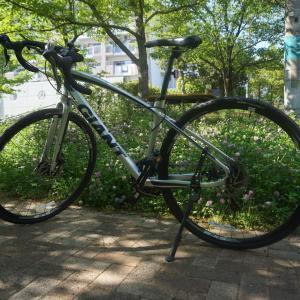 令和初号機 通勤自転車