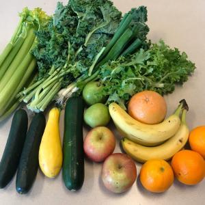 不揃い野菜の宅配サービス試してみました