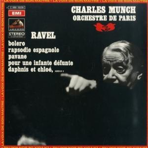 [名演奏]ミュンシュ/ラヴェル「管弦楽曲集」(仏VSM C069-10239)