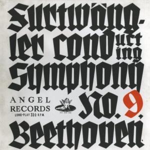 [ミント盤][大名盤]フルトヴェングラー&バイロイト祝祭劇場管/ベートーヴェン:交響曲第九番作品125「合唱」(日 東京芝浦電気 HA1012-3)