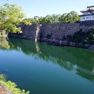 大阪城へ行ってきた(゚д゚)