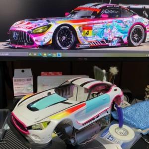 Mini-Z Racer・第3期~Re:RWDから始めるRC生活⑫~AMG GT3ボディ編.7