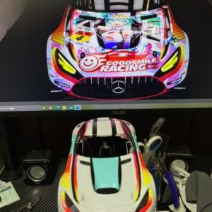 Mini-Z Racer・第3期~Re:RWDから始めるRC生活⑬~AMG GT3ボディ編.8