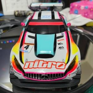 Mini-Z Racer・第3期~Re:RWDから始めるRC生活⑮~AMG GT3ボディ編.FAINAL