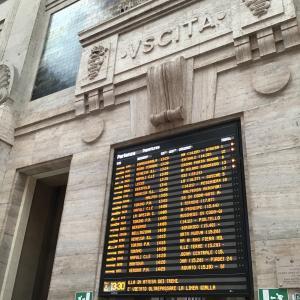 ミラノから列車でジェノヴァゆかりの音楽家