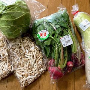 業務スーパーと野菜直売所でお買い物