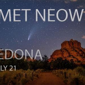 ネオワイズ彗星の見つけ方・撮影裏話し
