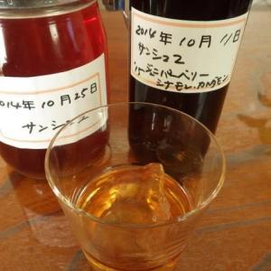 山茱萸酒(さんしゅゆしゅ)蔵出し