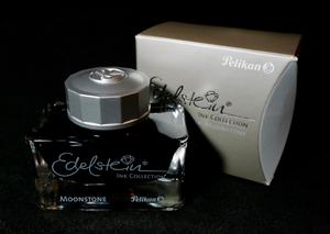 Pelikan Edelstein Ink of the Year 2020 MOONSTONE ! 試し書き<br />
