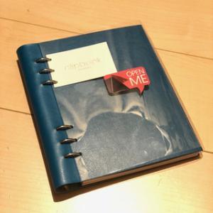 Filofaxのclipbook A5(クリップブック)が楽しい&使い方(その1)