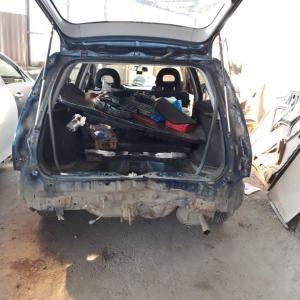 事故から約4か月…愛車ランサーの修理完了!!
