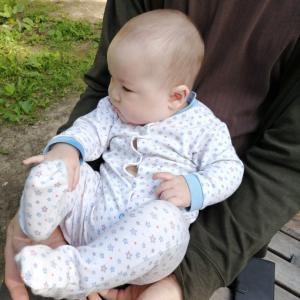 3ヵ月ぶりの小児病院