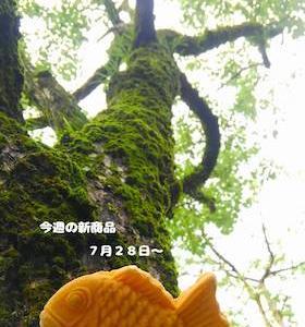 今週のコンビニ新商品 パンとスイーツ 7月28日㈫〜