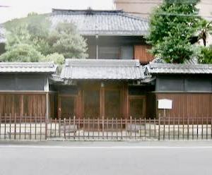 八事山興正寺で岐阜から移築された旧日下部邸を観る