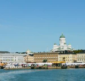 フィンランドを象徴するような要塞島スオメンリンナへ