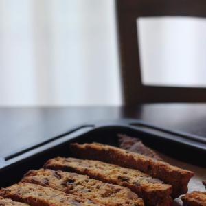 焼き菓子も追及しちゃいました。パンもお菓子もとことん追求。