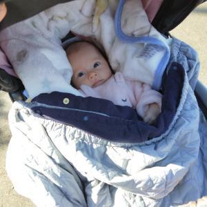 生後2ヶ月☆予防接種と寝かしつけその後