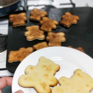 【初】アイシングクッキー作り①