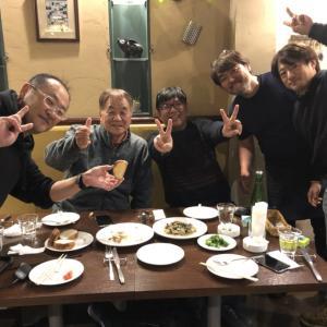 第3回チヌ落とし込み釣り大会「上島杯」の打ち合わせ