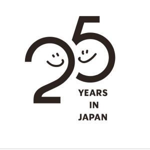 日本のスタバは25周年