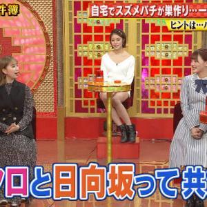 【日向坂46】都合により、12月3日(木)放送分 日本テレビ「THE突破ファイル」は配信を停止しました。