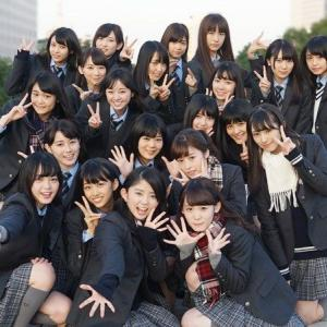 【欅坂46】平手ねるという超エースに今泉理佐もんもなという強すぎるメンツ・・・