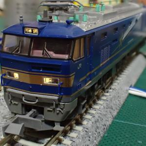 EF510-500、EF200復旧完了
