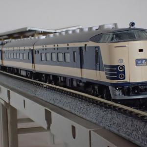 TOMIXの581系