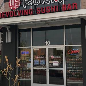 アメリカで初めて味わう日本の回転寿司「くら寿司」
