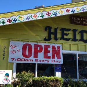 レイクタホ グルメ:ふわふわパンケーキとスクランブルエッグ Heidi's Pancake House(ハイディズ パンケーキ ハウス)