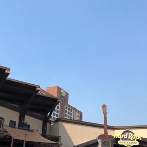 レイクタホ グルメ:アメリカン朝食 Alpine Union Bar & Kitchen(アルパイン ユニオン バー&キッチン)@Hard Rock Hotel and Casino