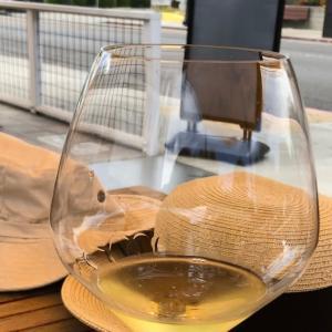 オリンピック週末はワインとシェルフィッシュ3種