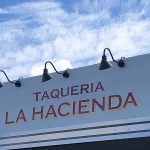 ナパ グルメ:熱々モルカヘテとフローズンマルガリータ La Hacienda Taqueria(ラ アシェンダ タケリア)