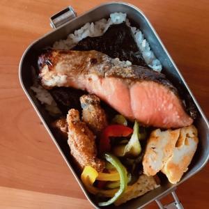 鮭麹漬け弁当