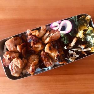 鶏麹漬け弁当