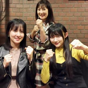 【STU48】空手柔道レスリング経験者の三島遥香がハードな練習より辛かったこと&福田朱里が出演したテレビを見返して恥ずかしかった瞬間とは?