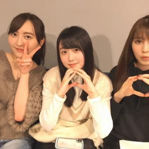 【HKT48】市村愛里「私は松本日向さんと地頭江音々さんの恋のキューピッド」&200回放送記念で全グループからメッセージ
